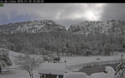 La nieve convierte a la Jacetania en territorio deportivo de invierno