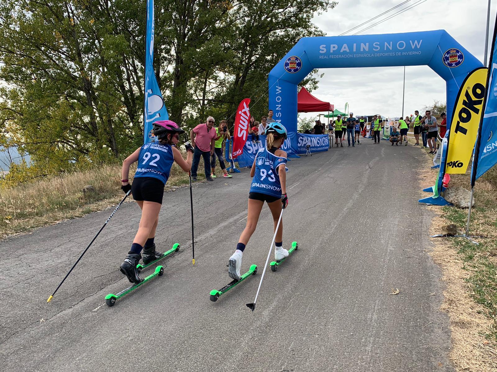 Campeonato de España de Rollerski