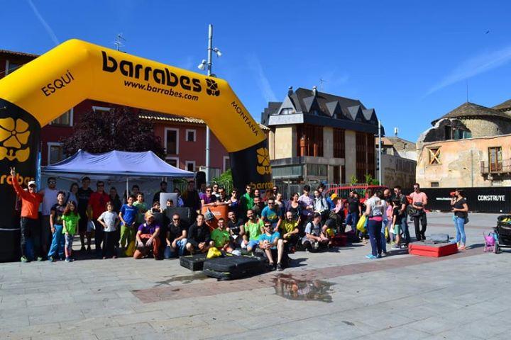 Open Street Boulder Ciudad de Jaca