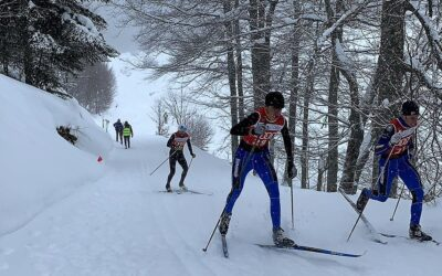 Exitosa celebración de la Copa España de Esquí de Fondo- Trofeo Espacio Nórdico Linza