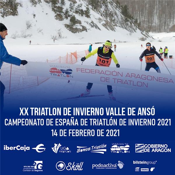 Campeonato de España de Triatlón de Invierno - Ansó