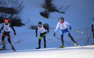 Buenos resultados de los deportistas aragoneses en el Campeonato de España de Triatlón de Invierno 2021