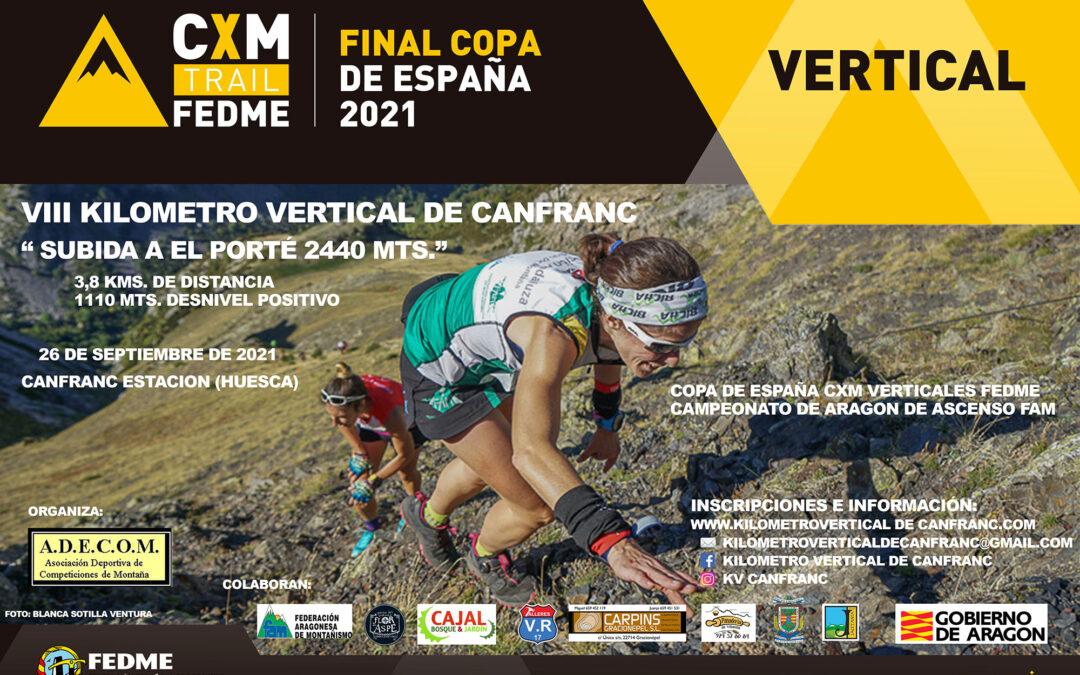 Kilómetro Vertical de Canfranc 2021