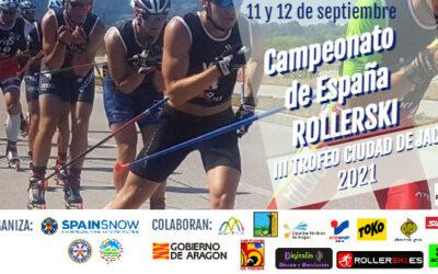 El Campeonato de España de rollerski vuelve a Jaca